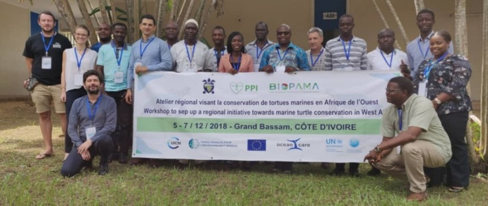 RASTOMA support the emergence of a brother network in West Africa